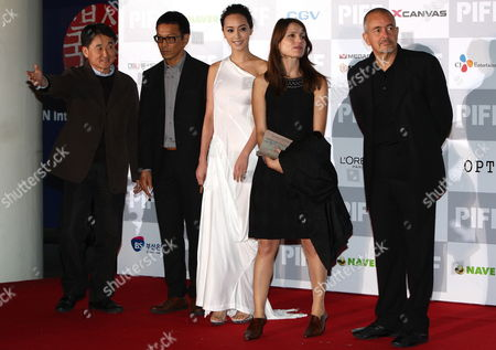Editorial picture of South Korea Pusan Film Festival - Oct 2009