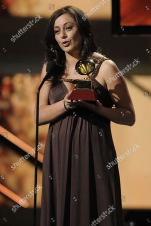 Editorial picture of Usa Latin Grammy Awards - Nov 2009