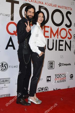 Benny Ibarra and Celina del Villar