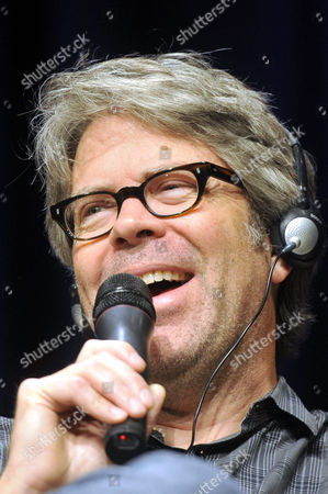 Us Writer Jonathan Franzen Attends a Panel Discussion at the 22nd Budapest International Book Festival in Budapest Hungary 25 April 2015 Franzen Received the Budapest Grand Prize by the Hungarian Publishers' and Booksellers' Association (mkke) During the Festival's Opening Ceremony on 23 April Hungary Budapest