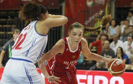 Editorial image of Hungary Eurobasket Women 2015 - Jun 2015