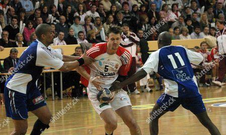 Editorial image of Hungary Handball - Jan 2008