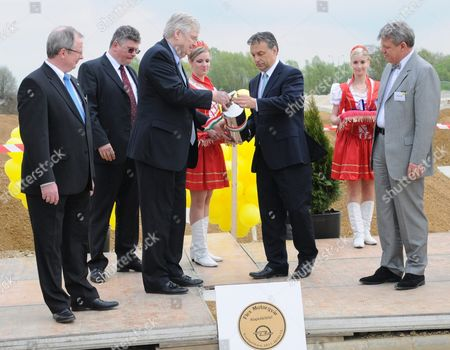 Editorial picture of Hungary Opel Ceremony - Apr 2011