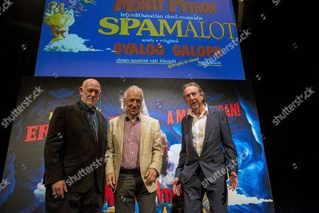 Editorial photo of Hungary Theater Spamalot - Jun 2015