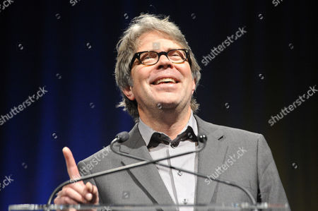 Us Writer Jonathan Franzen Speaks During the Opening of the 22nd Budapest International Book Festival at the Millenaris Theatre in Budapest Hungary 23 April 2015 Franzen Received the Budapest Grand Prix From the President of the Hungarian Publishers' and Booksellers' Association (mkke) During the Ceremony Hungary Budapest