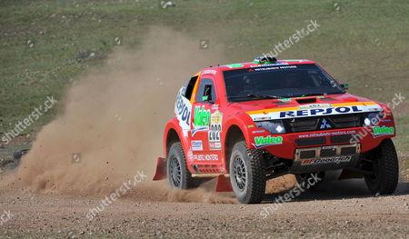 Editorial photo of Hungary Dakar Series - Apr 2008