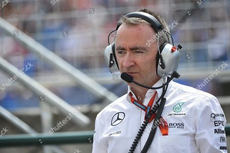 British Technical Director of Mercedes Amg Gp Paddy Lowe is Seen During the Second Practice Session For the Formula One Hungarian Grand Prix on the Hungaroring Circuit in Mogyorod North-east of Budapest Hungary 22 July 2016 the Hungarian Formula One Grand Prix Will Take Place on 24 July Hungary Mogyorod