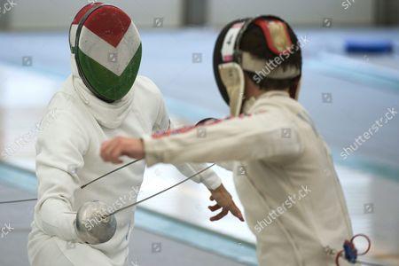 Editorial picture of Hungary Modern Pentathlon - Jul 2014