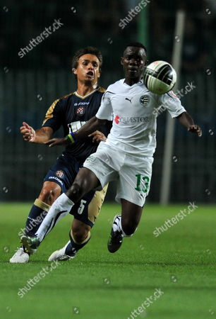 Editorial picture of Hungary Soccer Uefa Europa League Play-offs - Aug 2010