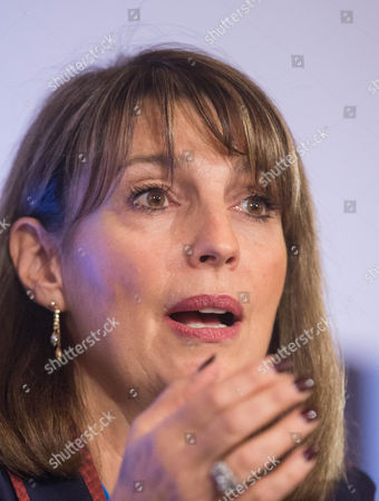 Carolyn Mccall, CEO of EasyJet during the second summit of Airlines for Europe (A4E) Aviation Summit in Brussels, Belgium, 08 February 2017. The A4E consists of 14 airlines.