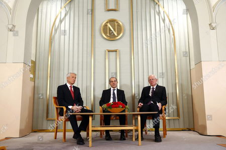 Editorial image of Norway Nobel Peace Prize - Dec 2013
