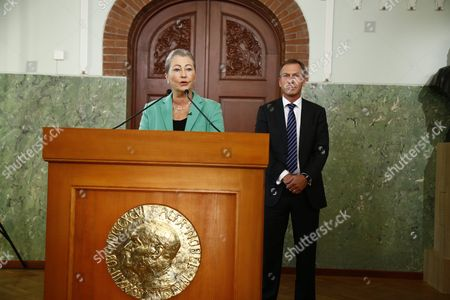 Editorial picture of Norway Nobel Peace Prize - Oct 2016