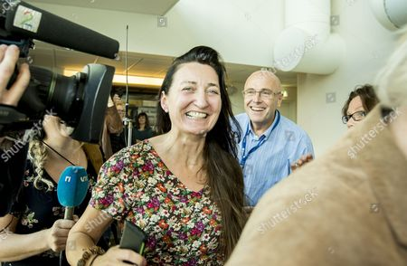 May-britt Moser Arrives at the Celebration Party in the Norwegian University of Science and Technology (ntnu) in Trondheim 06 October 2014 Shortly After the Announcement That She and Her Husband Won the 2014 Nobel Prize in Medicine Together with British-merican Researcher John O Keefe American John O'keefe and Norwegians May-britt Moser and Edvard Moser Won the 2014 Nobel Prize in Medicine For the Discovery of Nerve Cells That Constitute a Positioning System in the Brain the Trio Were Lauded For Discovering 'An 'Inner Gps' in the Brain That Makes It Possible to Orient Ourselves in Space ' the Karolinska Institute Said 'The Discoveries of John O ?keefe May-britt Moser and Edvard Moser Have Solved a Problem That Has Occupied Philosophers and Scientists For Centuries - How Does the Brain Create a Map of the Space Surrounding Us and How Can We Navigate Our Way Through a Complex Environment?' Said the Stockholm-based Medical University Which Awards the Prize Norway Trondheim
