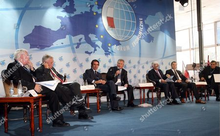 Editorial photo of Poland Economic Forum - Sep 2009