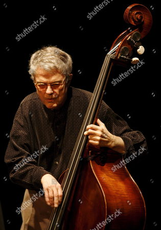 Us Jazz Bassist Charlie Haden Plays During the Rehearsal of His Concert at the 9th Jazz Festival in Bielsko-biala Poland Saturday 03 February 2007 Poland Bielsko-biala