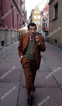 Nobel Prize-winning German Author Gunter Grass in Gdansk Poland 06 October 2007 Grass was Born on 16 October 1927 in Gdansk where He Will Celebrate His 80th Birthday Poland Gdansk