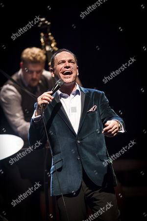 Us Jazz Vocalist Kurt Elling Performs on Stage During the Jazz Festival on the River Odra in Wroclaw Poland 12 April 2013 Poland Wroclaw