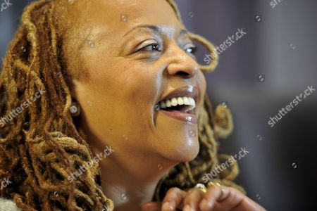 Us Jazz Singer Cassandra Wilson Poses For a Photograph During a Press Conference Ahead of Her Concert in Gdansk Poland 30 January 2011 Poland Gdansk