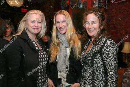 'Che' Producer Laura Bickford, Kelly Lynch and Dianna Cohen