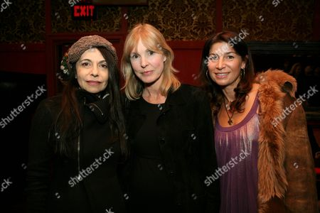 Susan Becker, Victoria Tennant and Marjie Glick