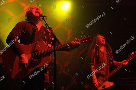 The Levellers - Mark Chadwick  and  Jeremy Cunningham