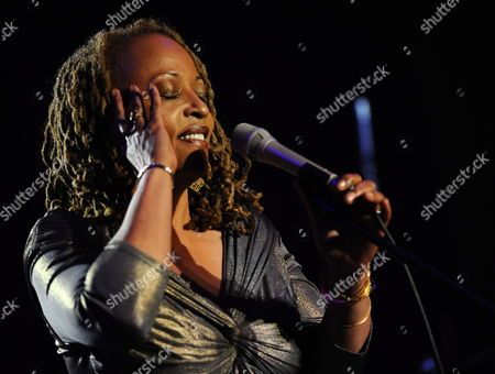 Jazz Vocalist Cassandra Wilson Performs During at the Opening of the Era Jazz Festival in Hilton Hotel in Warsaw Poland 03 November 2009 Poland Warsaw
