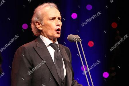 Editorial photo of Poland Music Jose Carreras - Apr 2012