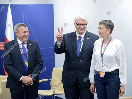 Editorial picture of Poland Warsaw Nato Summit - Jul 2016