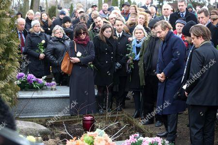 Editorial photo of Poland Andrzej Zulawski Funeral - Feb 2016