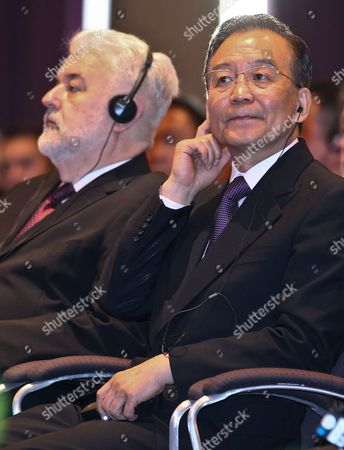 Editorial photo of Poland China Economic Forum - Apr 2012