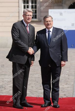 Editorial picture of Poland East and Central Europe Summit - May 2011