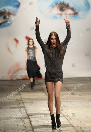 Editorial image of Poland Fashion - Mar 2011