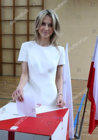 Editorial photo of Poland Presidential Elections - May 2015