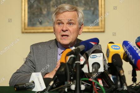 Editorial image of Poland Russia Diplomacy - Nov 2013