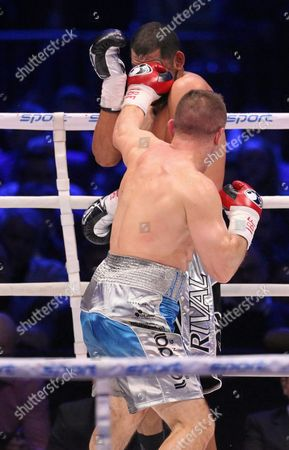 Editorial photo of Poland Boxing - Apr 2016