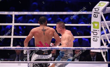 Editorial picture of Poland Boxing - Apr 2016