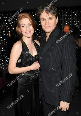 Laura Pitt-Pulford and Ben Goddard