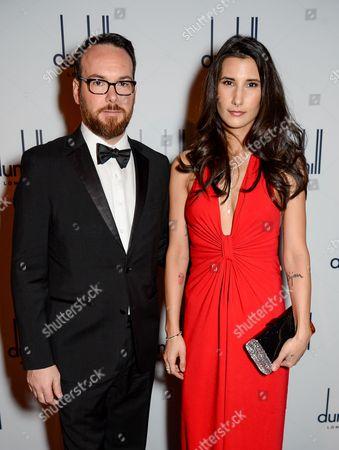 Stock Photo of Dana Brunetti and Alexandra Pakzad