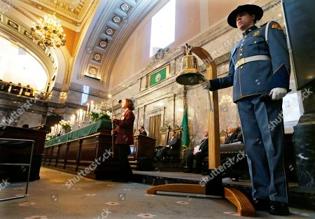 Editorial picture of Legislature Memorial Service, Olympia, USA - 08 Feb 2017