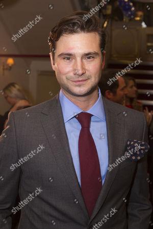 Stock Image of Ben Mansfield (Larry)