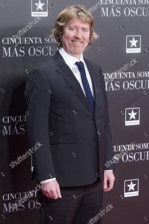 Editorial image of 'Fifty Shades Darker' film premiere, Madrid, Spain - 08 Feb 2017