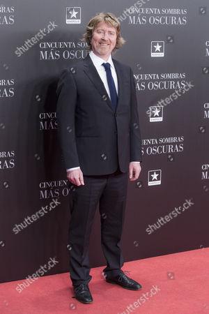 Stock Photo of Niall Leonard