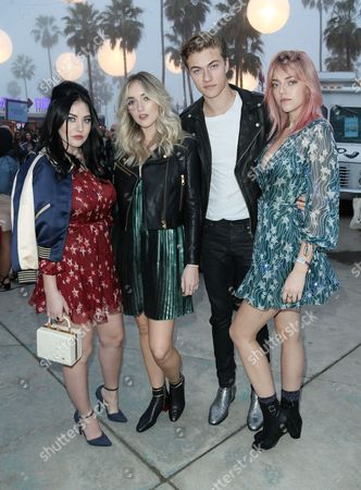 The Atomics - Lucky Blue Smith and his sisters Pyper America Smith, Daisy Clementine and Queen Starlie
