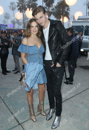 Lucky Blue Smith and girlfriend Stormi Henley