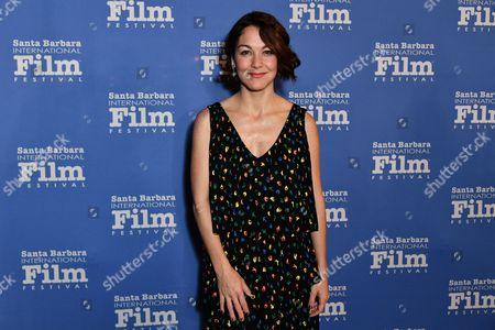 Editorial photo of Montecito Award, Arrivals, Santa Barbara International Film Festival, USA - 08 Feb 2017