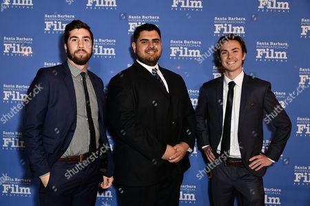 Editorial picture of Montecito Award, Arrivals, Santa Barbara International Film Festival, USA - 08 Feb 2017