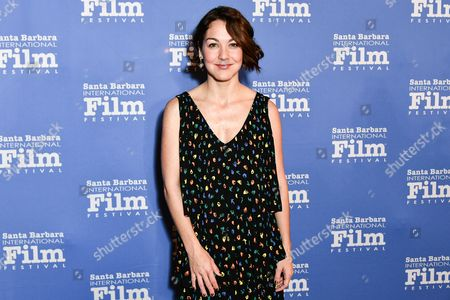 Editorial image of Montecito Award, Arrivals, Santa Barbara International Film Festival, USA - 08 Feb 2017