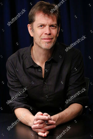 "This photo shows saxophonist Donny McCaslin after an interview in New York. McCaslin worked with the late David Bowie on his last album, ""Blackstar,"" which was nominated for several Grammy Awards including best alternative music album. The song ""Blackstar"" is up for best rock performance and best rock song"