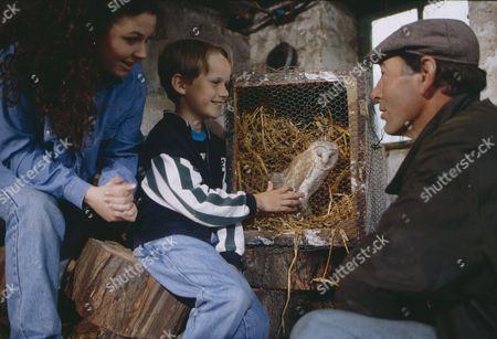 Editorial photo of 'Emmerdale' TV Series - 27 Jul 1993