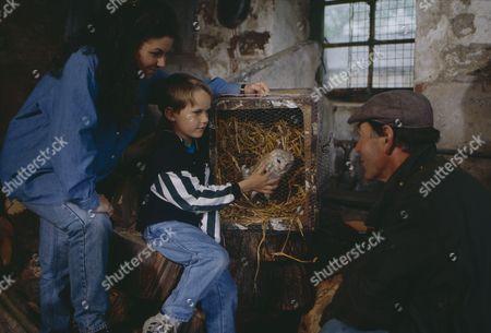 Editorial image of 'Emmerdale' TV Series - 27 Jul 1993
